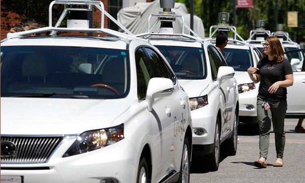 السيارات ذاتية القيادة في العالم العربي